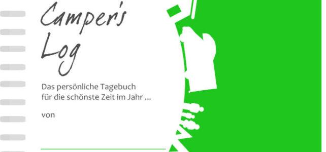 Camperlog Deckblatt